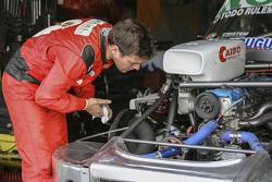 车手,机械师和首席技术官Nicolas Bonelli, Bonelli Competicion 福特