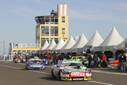 Facundo Ardusso, Trotta Competicion Dodge and Matias Rodriguez, UR Racing Dodge