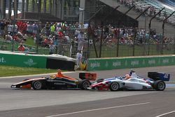 Sean Rayhall, 8 Star Motorsports e Jack Harvey, Schmidt Peterson Motorsports