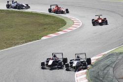 Antonio Fuoco, Carlin y Jimmy Eriksson, Koiranen GP