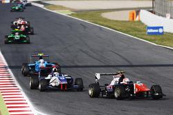 Luca Ghiotto, Trident y Matthew Parry, Koiranen GP