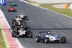 Adderly Fong, Koiranen GP y Zaid Ashkanani, Campos Racing
