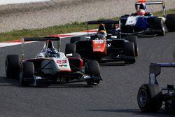 Zaid Ashkanani, Campos Racing and Artur Janosz, Trident