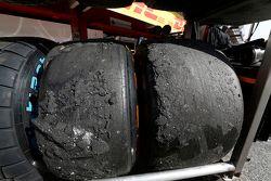GP2 Pirelli tyres