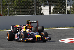 Pierre Gasly, DAMS and Alexander Rossi, Racing Engineering