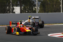 Alexander Rossi, Racing Engineering and Rio Haryanto, Campos Racing
