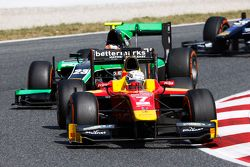 Jordan King, Racing Engineering et Richie Stanaway, Status Grand Prix