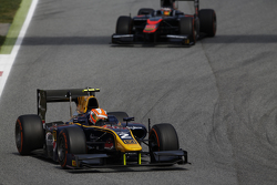 Alex Lynn, DAMS and Stoffel Vandoorne, ART Grand Prix