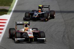 Rio Haryanto, Campos Racing et Artem Markelov, RUSSIAN TIME