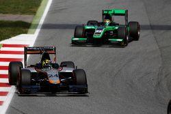 Nick Yelloly, Hilmer Motorsport, und Marlon Stockinger, Status Grand Prix