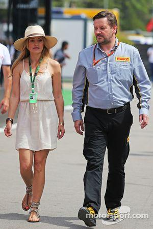 Пол Хэмбри, директор Pirelli Motorsport