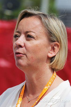 Sabine Kehm, Managerin von Michael Schumacher