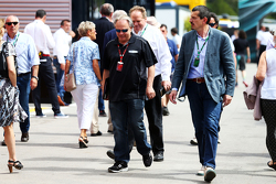 Gene Haas, Haas Automotion con Gunther Steiner, Haas F1