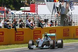 1. Nico Rosberg, Mercedes AMG F1 W06