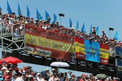 Letreros de Fernando Alonso, McLaren
