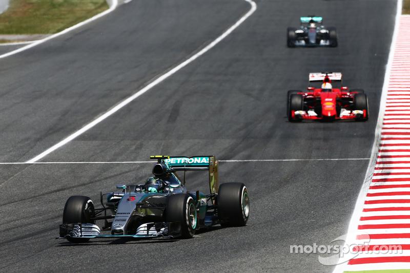 Гран При Испании, 10 мая. Нико Росберг