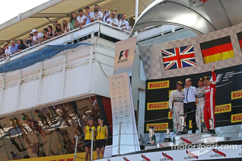31 (2015) GP de España Primer lugar