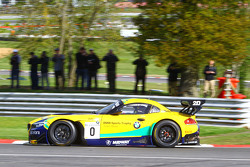 #0 BMW Sports Trophy Team Brasil BMW Z4 : Caca Bueno, Sergio Jimenez