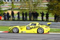 #70 GT Russian Team Mercedes SLS AMG GT3 : Alexei Karachev, Bernd Schneider