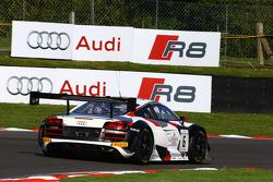 #6 Phoenix Racing Audi R8 LMS : Christopher Haase, Markus Winkelhock