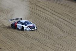 #74 ISR Audi R8 LMS ultra : Anders Fjordbach, Thomas Fjordbach