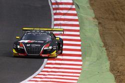 #2 Belgian Audi Club Team WRT, Audi R8 LMS: Enzo Ide, Christopher Mies