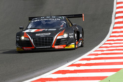 #4 Belgian Audi Club Team WRT Audi R8 LMS Ultra : James Nash, Frank Stippler