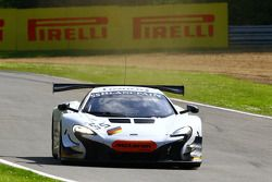 #55 Attempto Racing,迈凯伦650 S GT3: Rob Bell, Kevin Estre