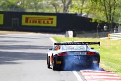 #75 ISR Audi R8 LMS Ultra : Filip Salaquarda, Marco Bonanomi