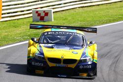 #0 BMW Sports Trophy Team Brasil BMW Z4 : Caca Bueno, Sergio Jimenez