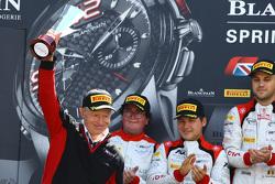 Pierre Dieudonne, Teammanager Belgian Audi Sport Team WRT