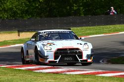 #73 MRS GT Racing Nissan GT-R Nismo GT3 : Sean Walkinshaw, Craig Dolby
