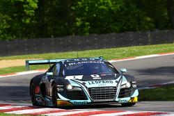 #1 Belgian Audi Club Team WRT Audi R8 LMS Ultra : Robin Frijns, Laurens Vanthoor
