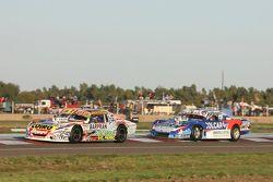 Sergio Alaux, Coiro Dole Racing Chevrolet and Matias Rodriguez, UR Racing Dodge