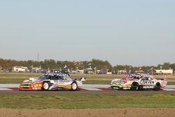 Lionel Ugalde, Ugalde Competicion Ford e Juan Marcos Angelini, UR Racing Dodge