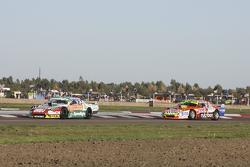 Facundo Ardusso, Trotta Competicion Dodge and Jonatan Castellano, Castellano Power Team Dodge