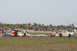 Jose Manuel Urcera, JP Racing Torino,和Facundo Ardusso, Trotta道奇车队