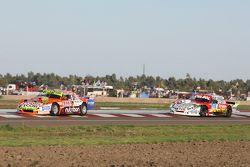 Jonatan Castellano, Castellano Power Team, Dodge, und Juan Pablo Gianini, JPG Racing, Ford