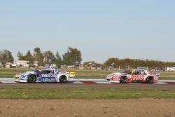 Mauricio Lambiris, Coiro Dole Racing Torino;Juan Manuel Silva, Catalan Magni Motor福特车队