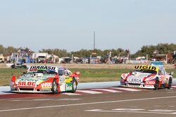 Mariano Altuna, Altuna Competicion, Chevrolet, und Juan Manuel Silva, Catalan Magni Motorsport, Ford