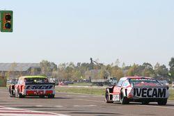 Mariano Werner, Werner福特车队,和Guillermo Ortelli, JP雪佛兰车队