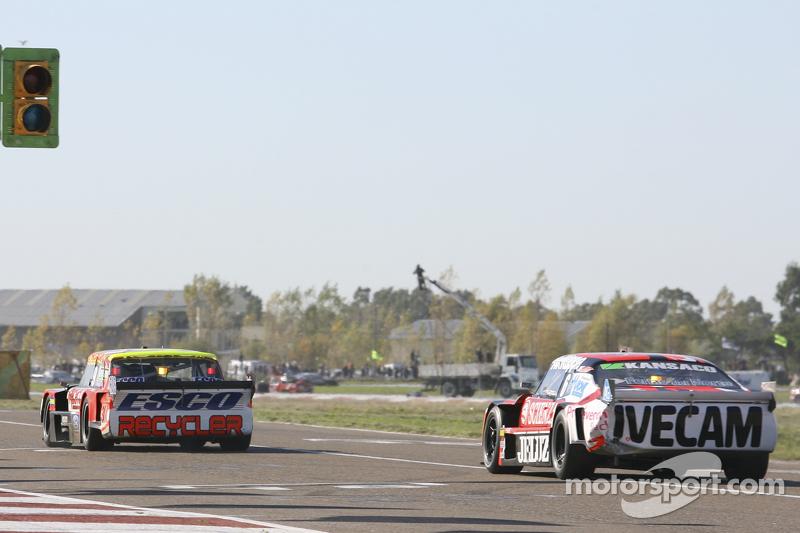 Mariano Werner, Werner Competicion, Ford, und Guillermo Ortelli, JP Racing, Chevrolet