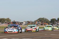 Christian Ledesma, Jet Racing, Chevrolet; Facundo Ardusso, Trotta Competicion, Dodge; Agustin Canapi