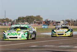 Agustín Canapino, Jet Racing Chevrolet y Omar Martínez, Martínez Competicion Ford