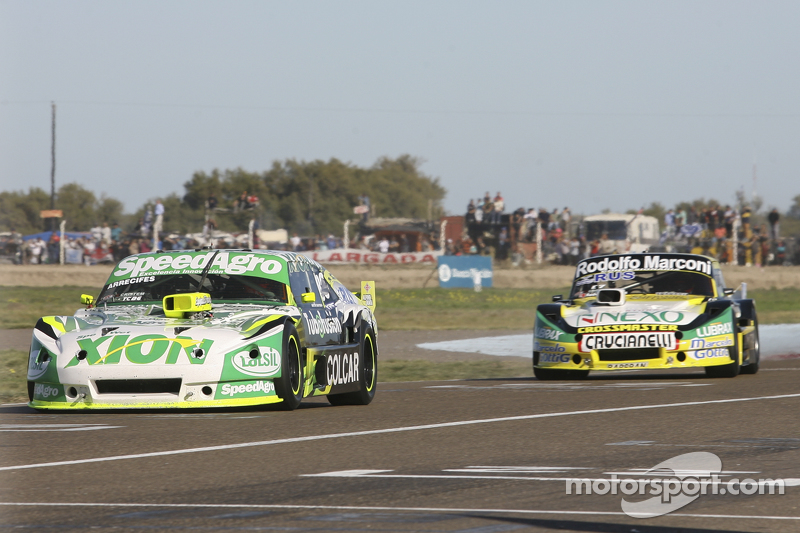 Agustin Canapino, Jet Racing Chevrolet e Omar Martinez, Martinez Competicion Ford