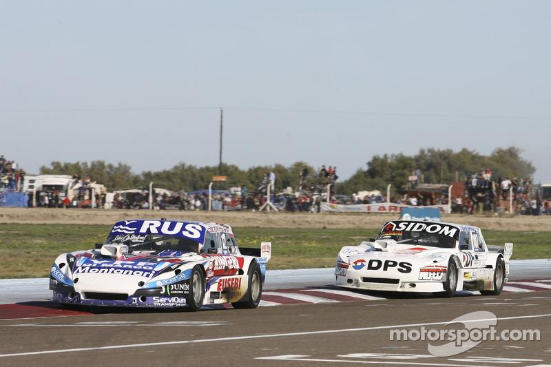 Gabriel Ponce de León, Ponce de León Competicion Ford y Leonel Sotro, Alifraco Sport Ford