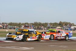 Leonel Pernia, Las Toscas Racing, Chevrolet, und Jonatan Castellano, Castellano Power Team, Dodge