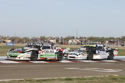 Gaston Mazzacane, Coiro Dole Racing, Chevrolet, und Diego De Carlo, JC Competicion, Chevrolet