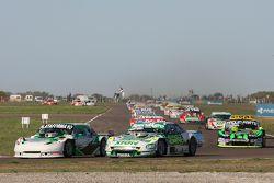 Santiago Mangoni, Laboritto Jrs Torino, Emiliano Spataro, UR Racing Dodge 3 Mauro Giallombardo, Maqu