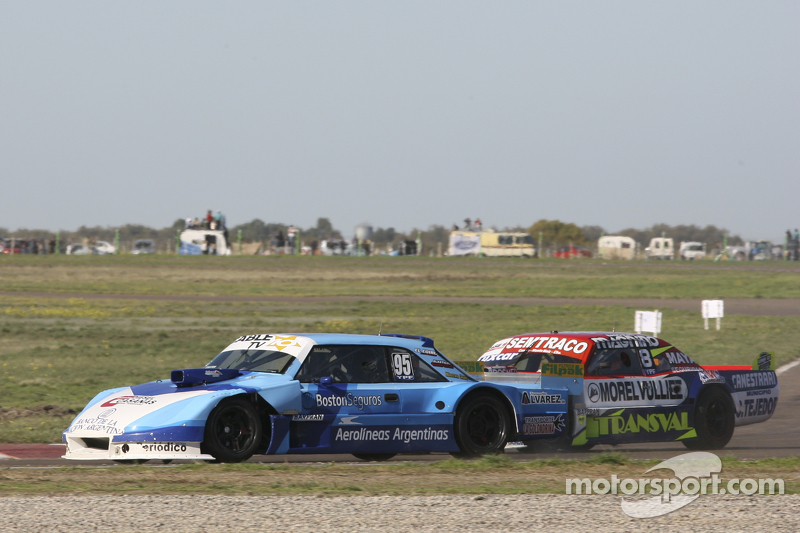 Federico Alonso, Taco Competicion Torino;和Juan Martin Trucco, JMT Motorsport 道奇
